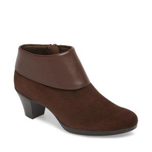 Munro Gracee Boot in chocolate size 7
